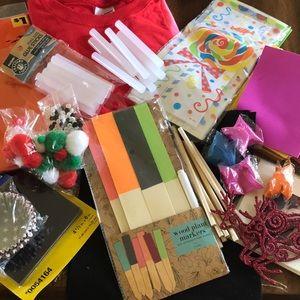 Other - Bundle of Random Craft Supplies